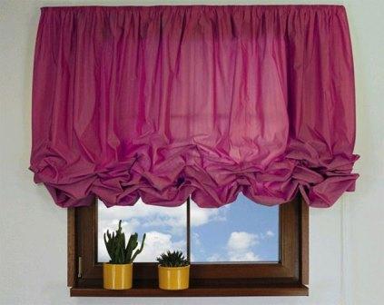 Изысканные австрийские шторы