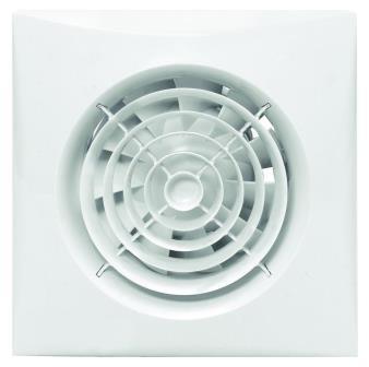 Простейший тип вентилятора – осевой. Для бесшумности необходима точная центровка лопастей