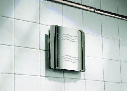 Современные вентиляторы обладают датчиками движения, влажности и температуры