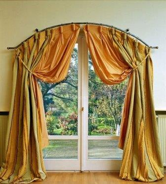 Дизайн штор для каждой комнаты надо подбирать индивидуальный