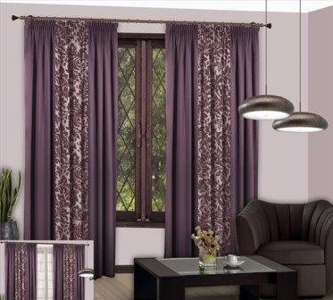Чтобы придать интерьеру целостность и завершенность, обязательно нужно выбрать шторы для гостиной