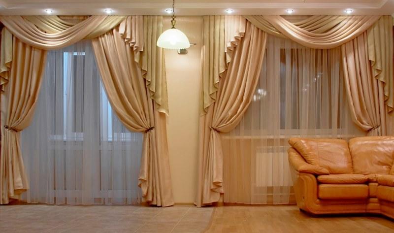 Грамотное оформление окна не должно выбиваться из общей картины, оно призвано служить органичной частью дизайна