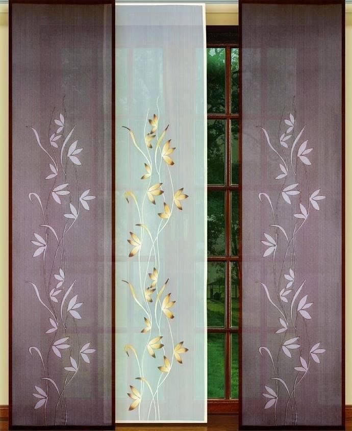 Японские шторы в интерьере не просто делают жилье более оригинальным, загадочным и необычным, но и являются показателем хорошего вкуса и чувства стиля его владельца