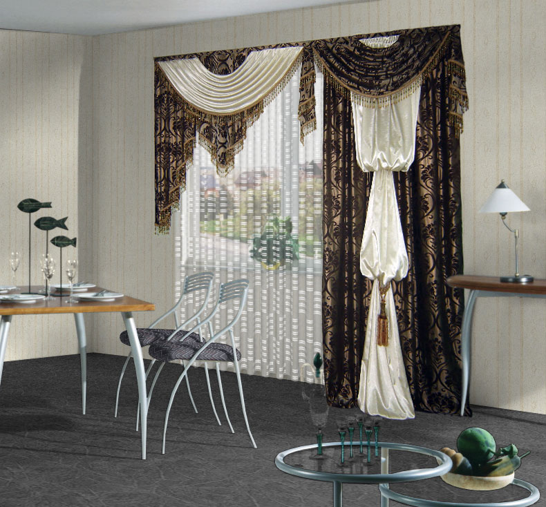 В зависимости от того, в каком стиле оформлен интерьер вашей квартиры, в какую комнату вы намерены повесить будущие шторы и, конечно же, от того, какими размерами и формами обладают окна квартиры, можно будет выбирать самые разные типы штор