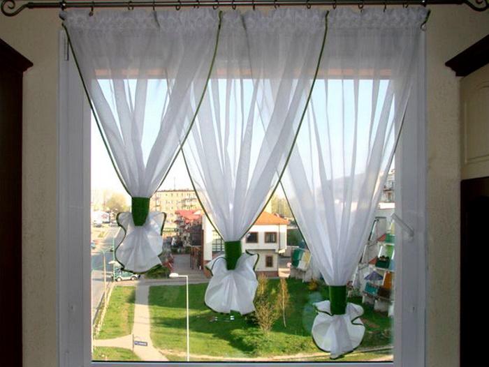 Грамотно оформленные шторы станут настоящим украшением любого помещения
