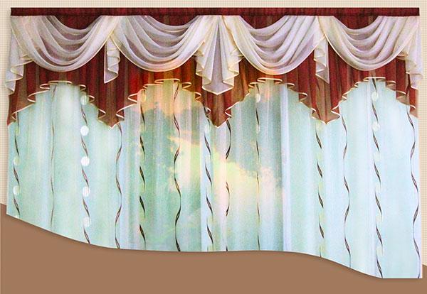 Сложные конструкции со множеством деталей могут украсить гостиную