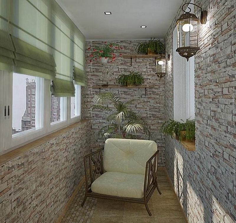 Шторы для балкона: для лоджии, дизайн, идеи, модели (24 фото.