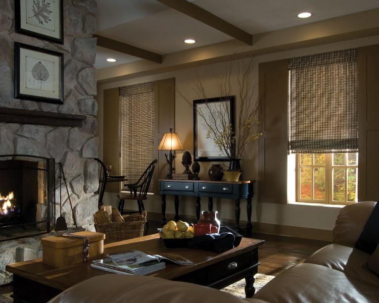 Бамбуковые шторы и их роль в интерьере квартиры (фото 1)