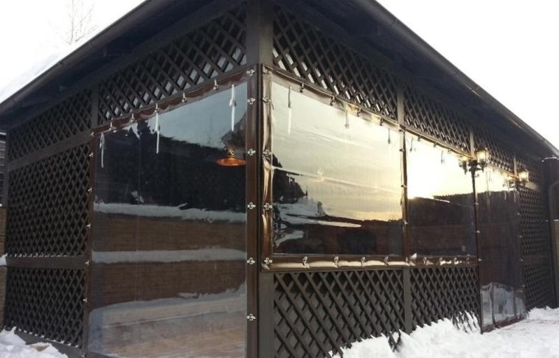 Прозрачные занавески обладают достаточной прочностью к механическому воздействию и истиранию