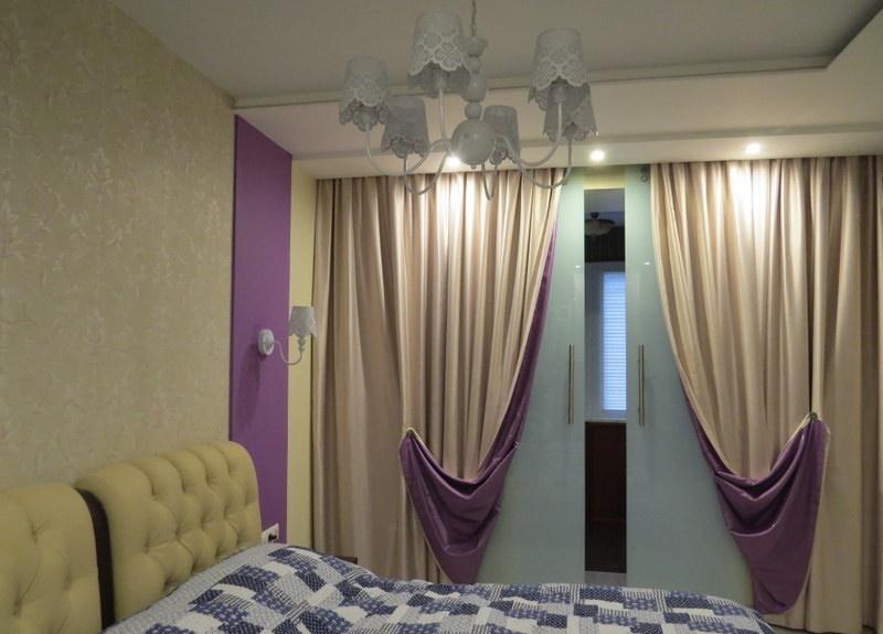 Двухсторонние шторы - это инновационная деталь интерьера, которая в наше время пользуется чрезвычайной популярностью