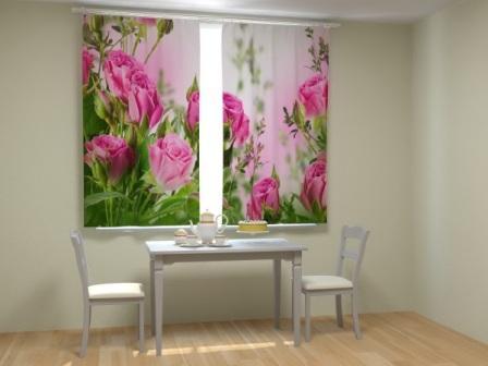Создавая современную и уютную атмосферу в собственном доме или офисе, можно использовать фото-шторы на окна