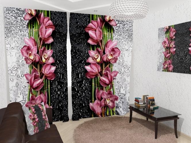 Множество разновидностей, сотни типов ткани и неограниченное число изображений позволят создать эксклюзивный интерьер и произвести впечатление на гостей