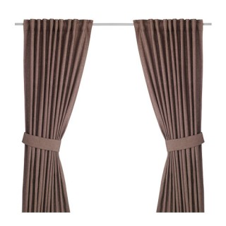 Чтобы придать любому окну привлекательный и элегантный вид, можно использовать гардины Икеа