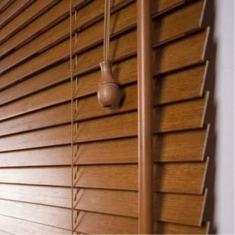 Уникальной идеей для интерьера признаны деревянные жалюзи ИКЕА