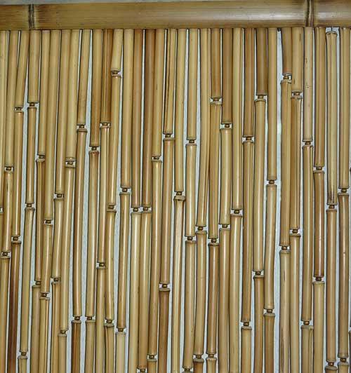 Бамбуковые шторы (фото 2)