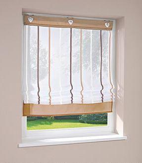 При установке занавеса на оконный проем необходимо изучить инструкцию, как крепится, римские шторы здесь не являются исключением