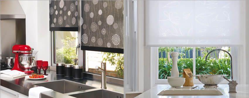 Рулонные - это функциональный вид штор, подходящий практически для любого интерьера