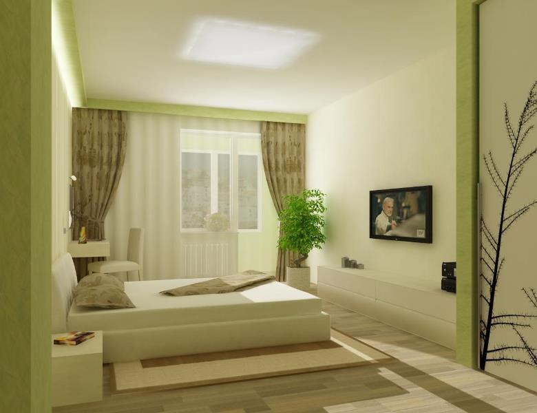Выбрать цвет ламината следует так, чтобы интерьер получился законченным, целостным и был выдержан в определенном стиле