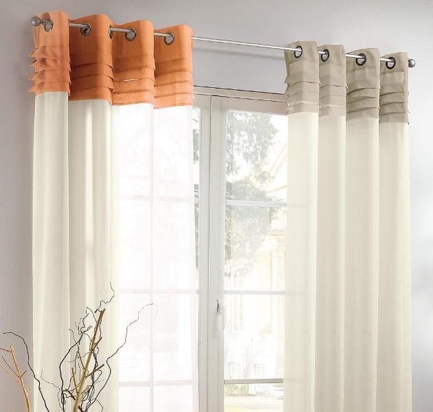 Люверсами называются крепежные элементы для штор. Они выполняются в разных формах
