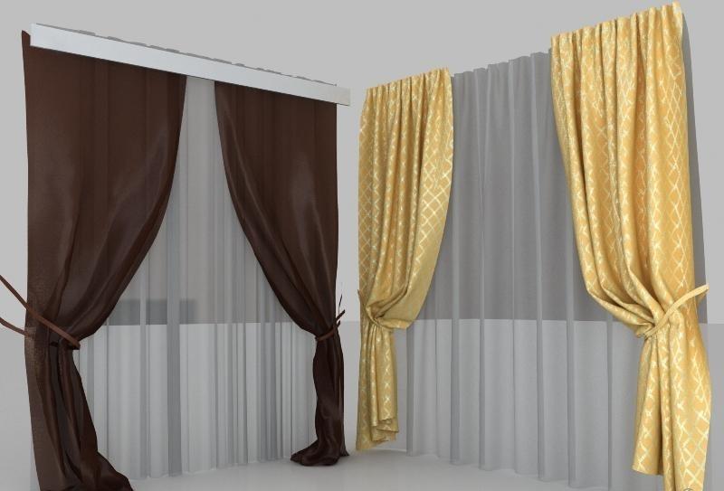 Правильно будет подобрать ткань исходя из назначения помещения