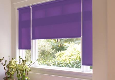 Рулонные шторы - это не только красиво, но и практично