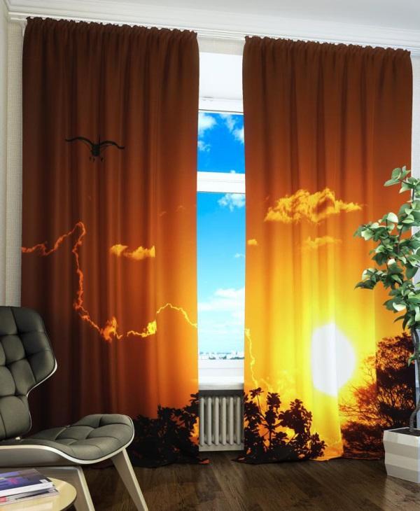 Индивидуальный выбор рисунка, яркая цветовая гамма и неограниченный простор для фантазии - в любую комнату можно подобрать уникальные фотошторы