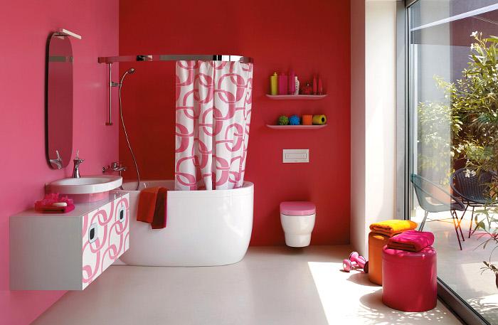 Выбирая мебель для ванной комнаты, вы должны отдать предпочтение изделиям, выполненным из влагостойких материалов