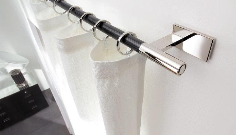 Штанговый вариант может быть сделан из дерева, пластика или металла