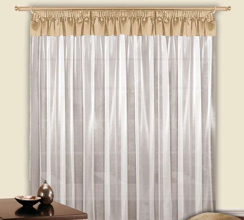 Правильно пошитые занавески из вуали могут изменить дизайн интерьера детской комнаты