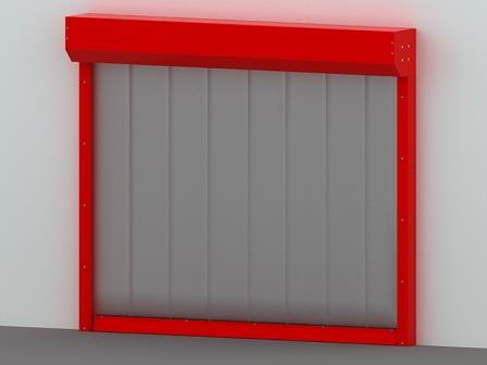 На рынке систем пожарной безопасности все большую популярность набирают противопожарные шторы