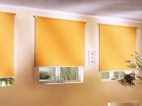 Рулонные шторы уже давно используют не только в домах и квартирах, но и в офисах и учебных учреждениях