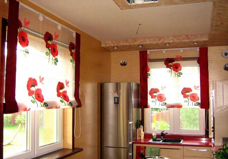 Изготовить римские или кассетные шторы самостоятельно несложно и довольно интересно