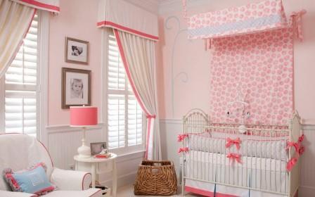 Детская комната - это укромный уголок