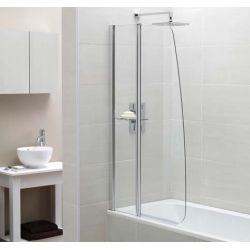 За последние десятилетия ширмы для ванн очень изменились