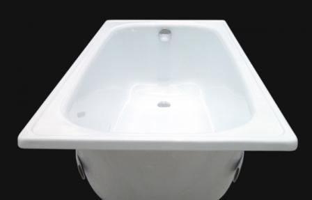 Стальные ванны предлагаются в огромном ассортименте