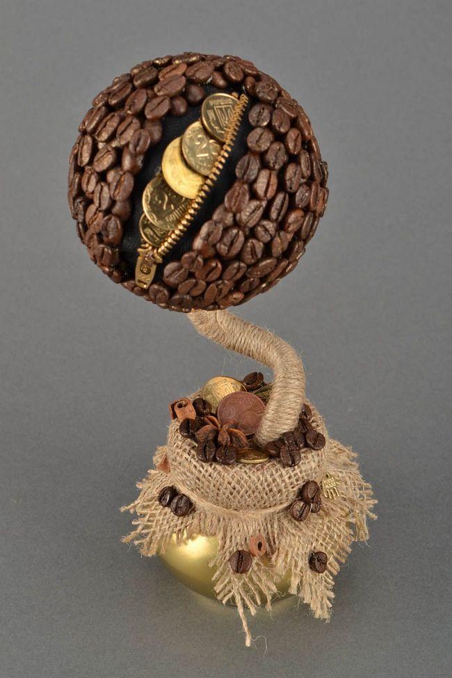 Изготовление декоративных деревцев - процесс увлекательный и творческий