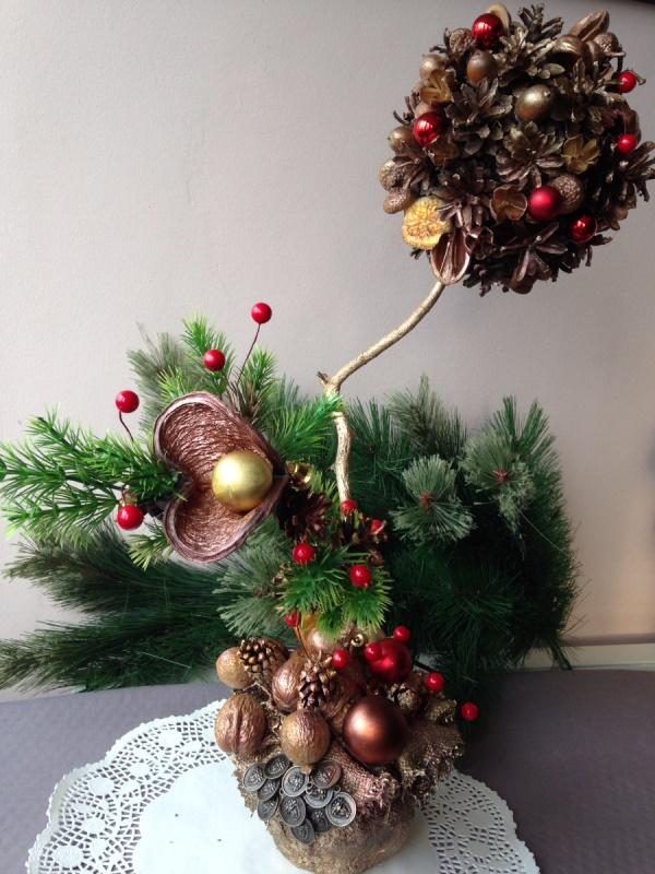 Рождественское дерево. Гостинец не должен нести рациональной или практичной нагрузки