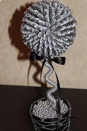 Топиарий - очень популярный элемент декора дома