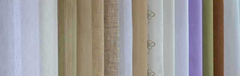 Благодаря новейшим технологиям производства изготавливают разнообразные модели из прозрачной или матовой ткани