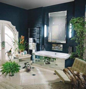 При устройстве ванной комнаты важна каждая мелочь