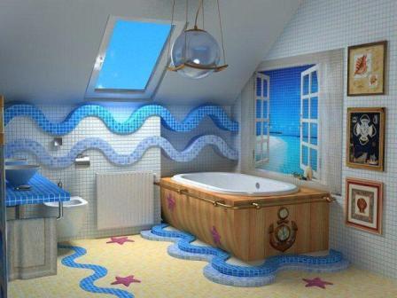Современные материалы - безграничные возможности дизайна ванной комнаты
