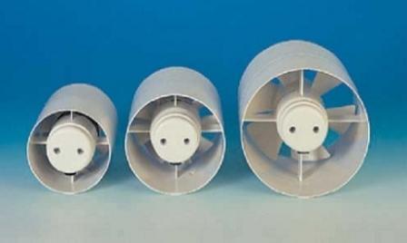 Самый простой и доступный вид вентиляторов – осевой, с ручным включателем