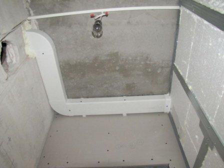 Воздуховоды прямоугольного сечения легко спрятать под навесным потолком