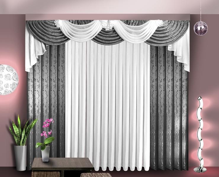 Разнообразие тканей и моделей для каждого фасона позволяет адаптировать их практически для любого стиля интерьера