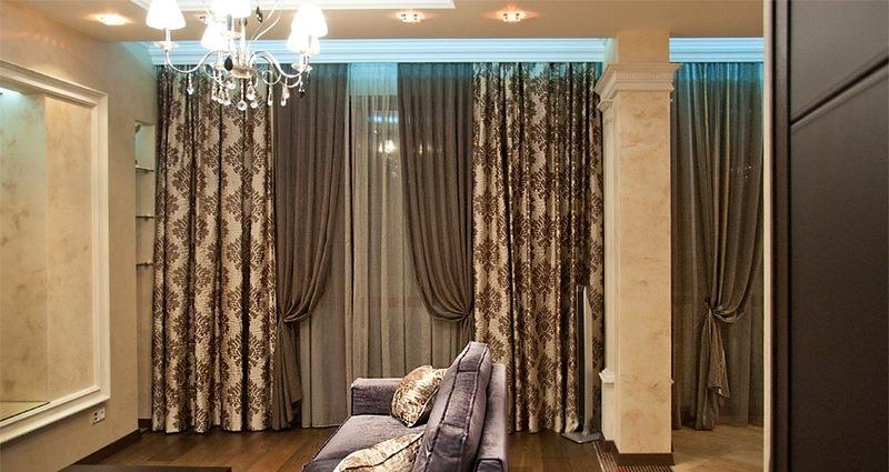 Выбирайте ткань, ориентируясь не только на красоту материала, но и на прочность, функциональность и практичность