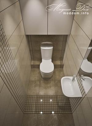 Умывальники и унитазы маленьких размеров для небольшого туалета