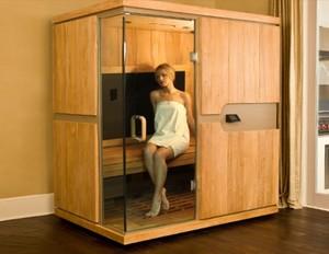 Особенности устройства инфракрасной сауны в домашних условиях