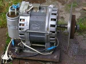Точильный станок - ремонтируем двигатель стиральной машины сами