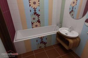 Цветовая гамма плитки для маленькой ванной
