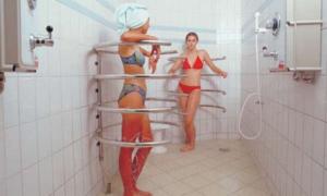Циркуляционный душ повышает иммунитет и борется с депрессией